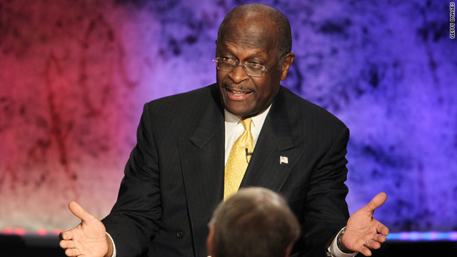 New national poll shows Cain at top