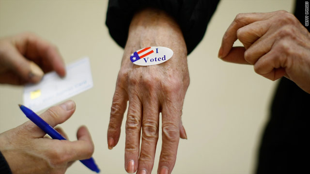 Early voting: Democrats up in Nevada, GOP up in Colorado