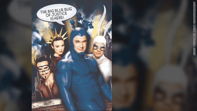 Patrick Warburton reflects on 'The Tick,' 10 years later