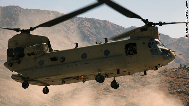Sources: no wrongdoing in SEAL chopper crash