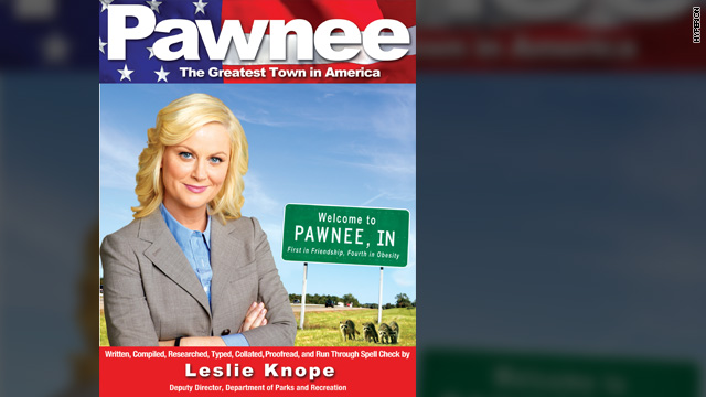 Getting to know 'Pawnee: The Greatest Town in America'