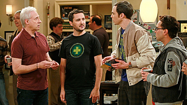 A 'Star Trek' reunion on 'Big Bang Theory'