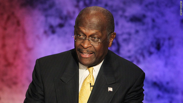 Cain offers possibilities for his VP