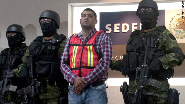 Cartel leader accused in deadly casino attack arrested