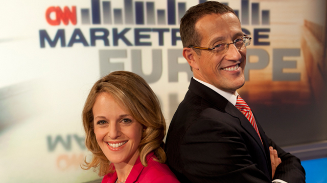 CNN sets focus on European business with launch of CNN Marketplace Europe