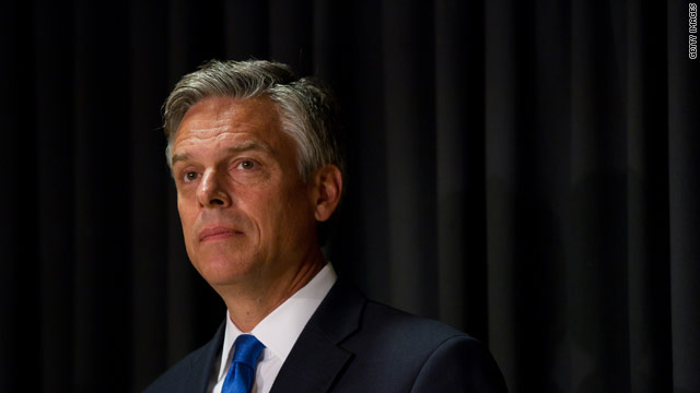 CNN Poll: Huntsman departure a drop rather than splash