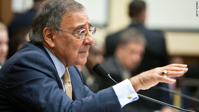 "Panetta details impact of potentially ""devastating"" defense cuts"