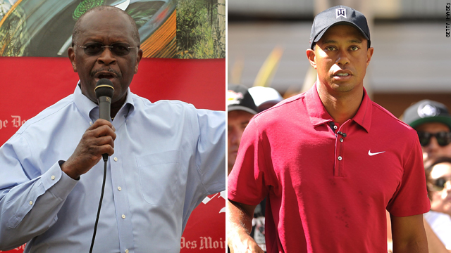 Cain: Tiger Woods for 2016? Not.