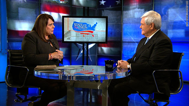 Gingrich: Cain has a strong shot at nomination