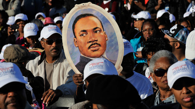 'Drum major' quote on MLK memorial to be corrected