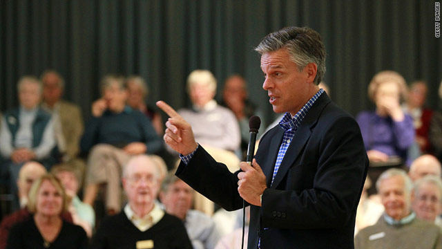 Huntsman in New Hampshire: 'I don't care what the rest of the country thinks'