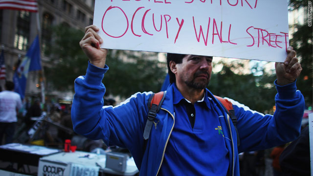 Poll: Most New Yorkers side with protesters