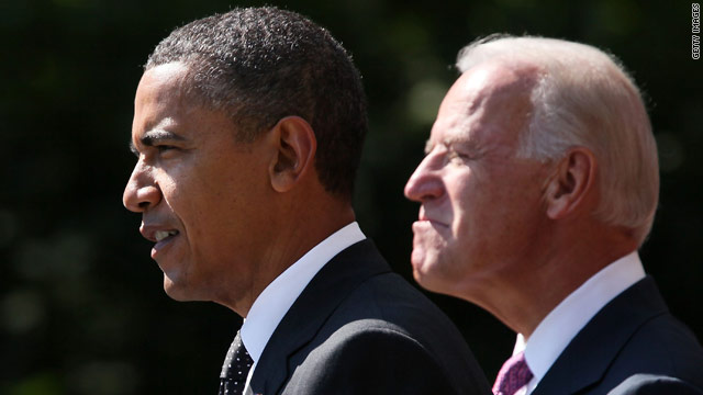 Biden apologized to Obama over marriage slip