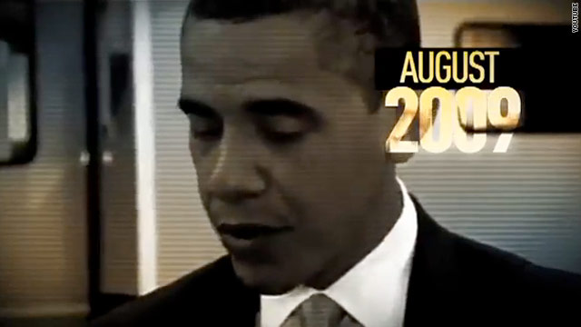 Conservative group slams Obama with ads