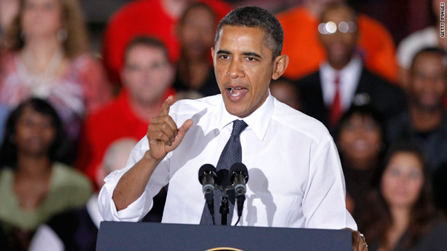 Obama rips GOP opposition to jobs bill