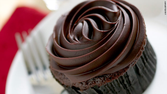 Breakfast buffet: National chocolate cupcake day