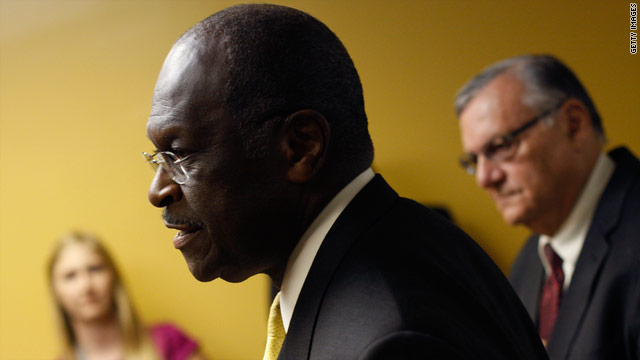 The liberal church of Herman Cain