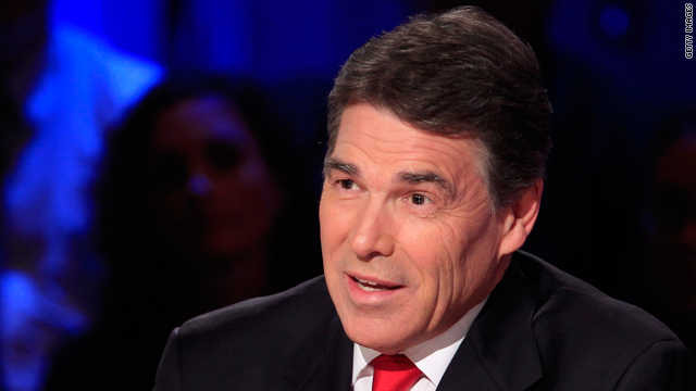What's at stake for Rick Perry in tonight's debate?