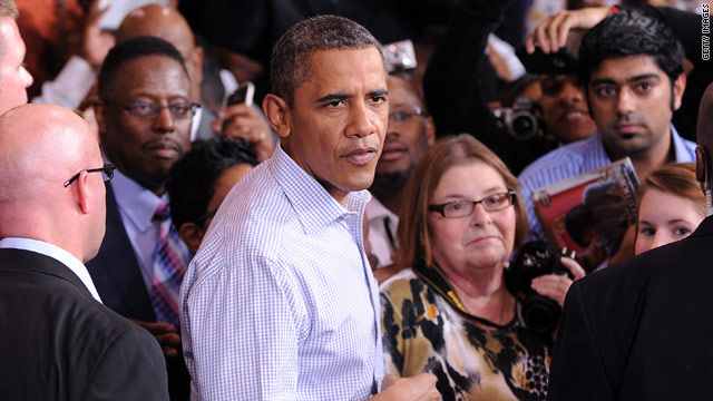 Obama links Occupy and Tea Party movements