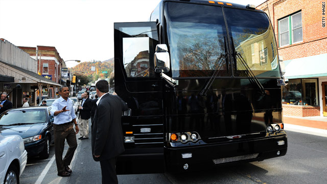 POTUS' Day Ahead: Wrapping things up in Virginia