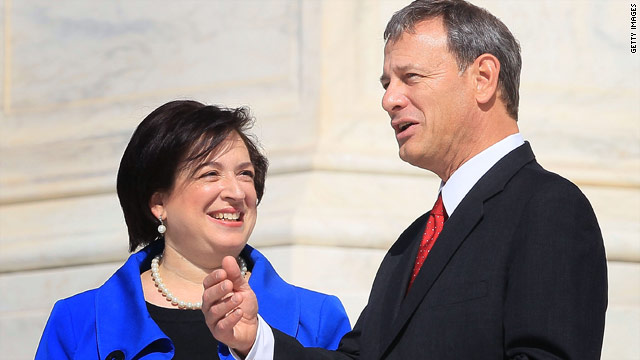 Kagan on faith, the high court and hunting