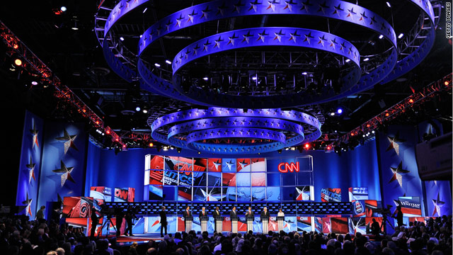 Five things we learned from Tuesday's GOP debate