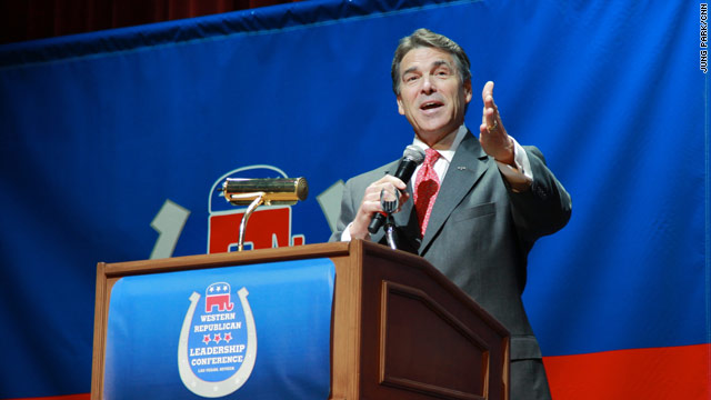 Perry proposes flat-tax ahead of economy speech