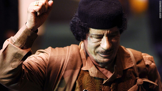 Need to Know News: Libya TV reports Gadhafi is dead;  FDA cites sanitation issues in listeria outbreak