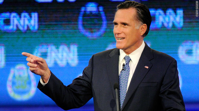 Romney: 'There's a good shot I might become the next president'