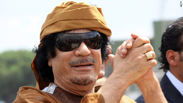 Gadhafi used renegade Islamic view for purely political purposes