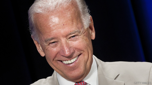 Biden heads back to Delaware to raise campaign cash – CNN Political ...