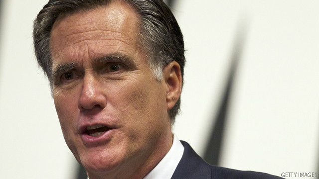 Romney proposes $500 billion in cuts by 2016