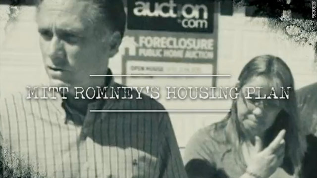 DNC launches new campaign against Romney