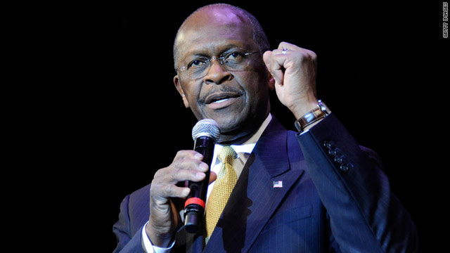 Cain: For the poor, it's '9-0-9'