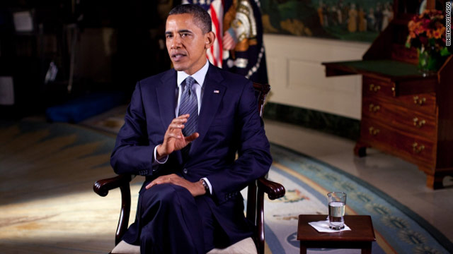 Obama: Time to change gears from Iraq to the economy