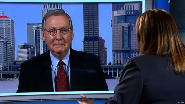 McConnell: 2012 will be a &#039;referendum&#039;