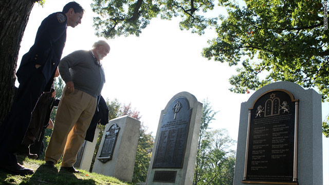 Jewish chaplains honored at Arlington National Cemetery