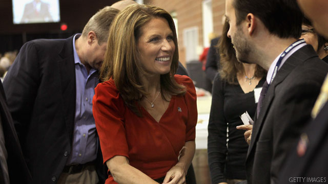 'Chaos' in Bachmann camp, former NH staff says
