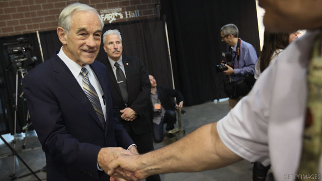BLITZER'S BLOG: Will Ron Paul run as 3rd party candidate?