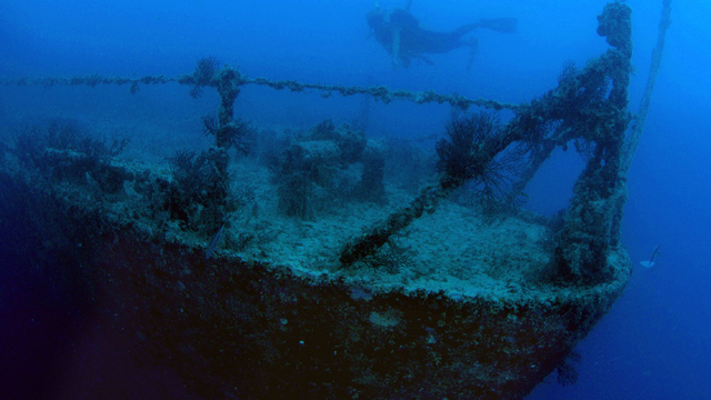 Gotta Watch: Sunken treasures