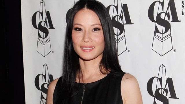 Lucy Liu shares her art in a new book