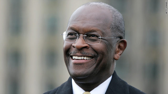 Poll: Cain on top when it comes to dinner
