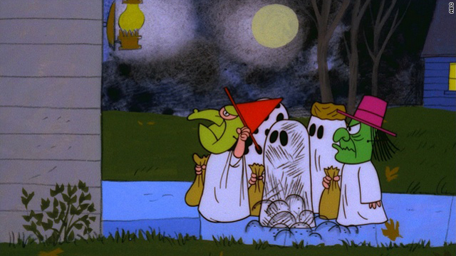 The Throwback: 'Great Pumpkin' at 45