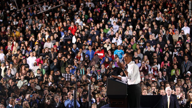 Obama offers life saver to college students drowning in debt