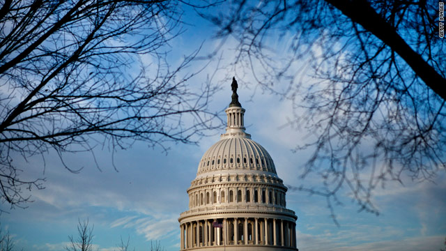 Party leaders continue to trade barbs on government shutdown's 3rd day