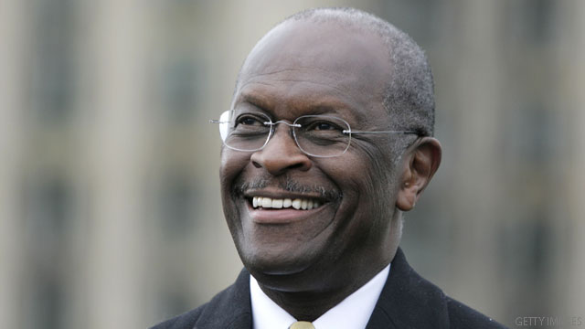 Cain on Koch brothers: 'I'm their brother from another mother'