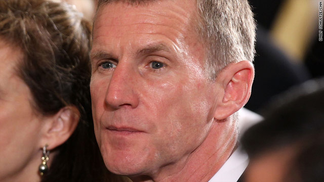 McChrystal returning to Afghanistan