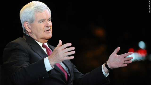 Gingrich's fundraising rises with poll numbers