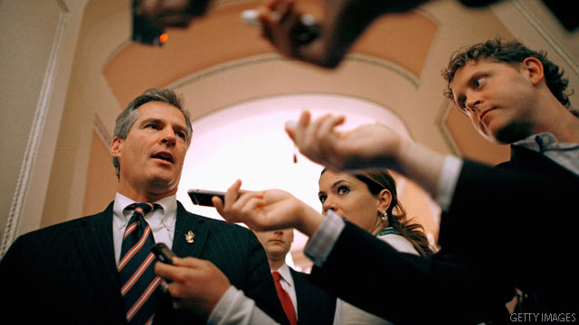 Democrat pulls out of bid against Sen. Scott Brown