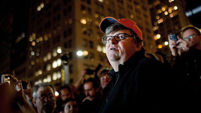 Tonight on AC360: Michael Moore